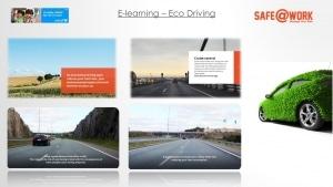 Internationell onlineutbildning eco driving